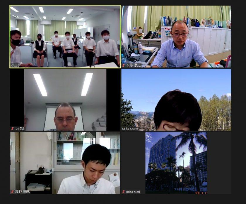 筑坂魅力化プロジェクト第一回リーダーミーティング
